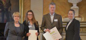 Verleihungsfeier des Deutschlandstipendiums 2016/2017